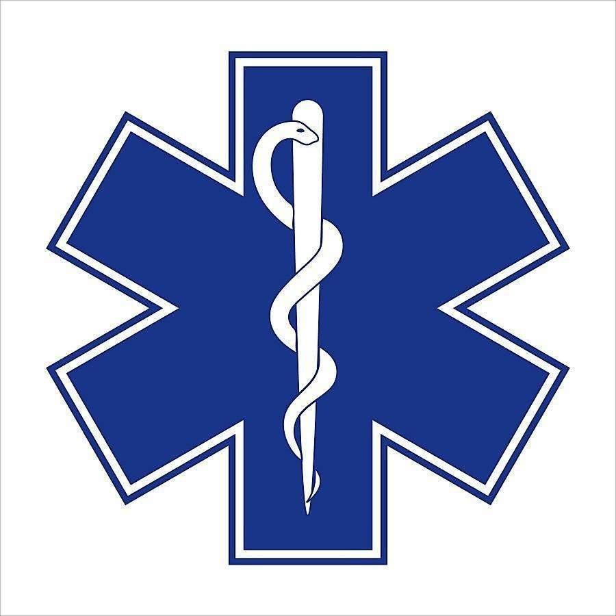 "OPSGEAR Medical Decal - 3"" x 3"""