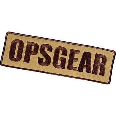 OPSGEAR Vest Panel with Hook and Loop - OPSGEAR