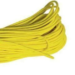 550 Type III Paracord Made in USA - 100 ft - Safety Yellow