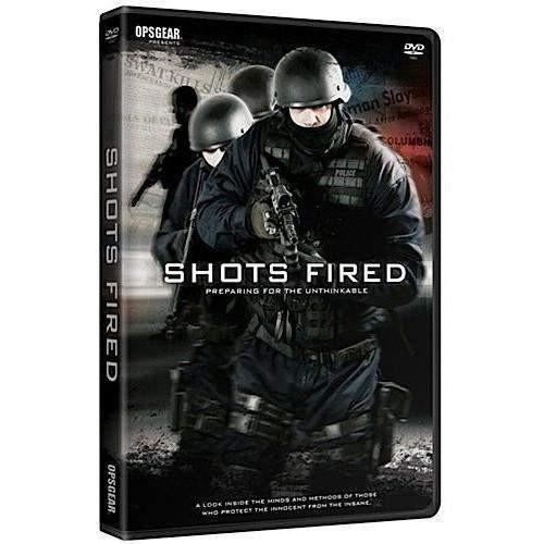 Shots Fired DVD