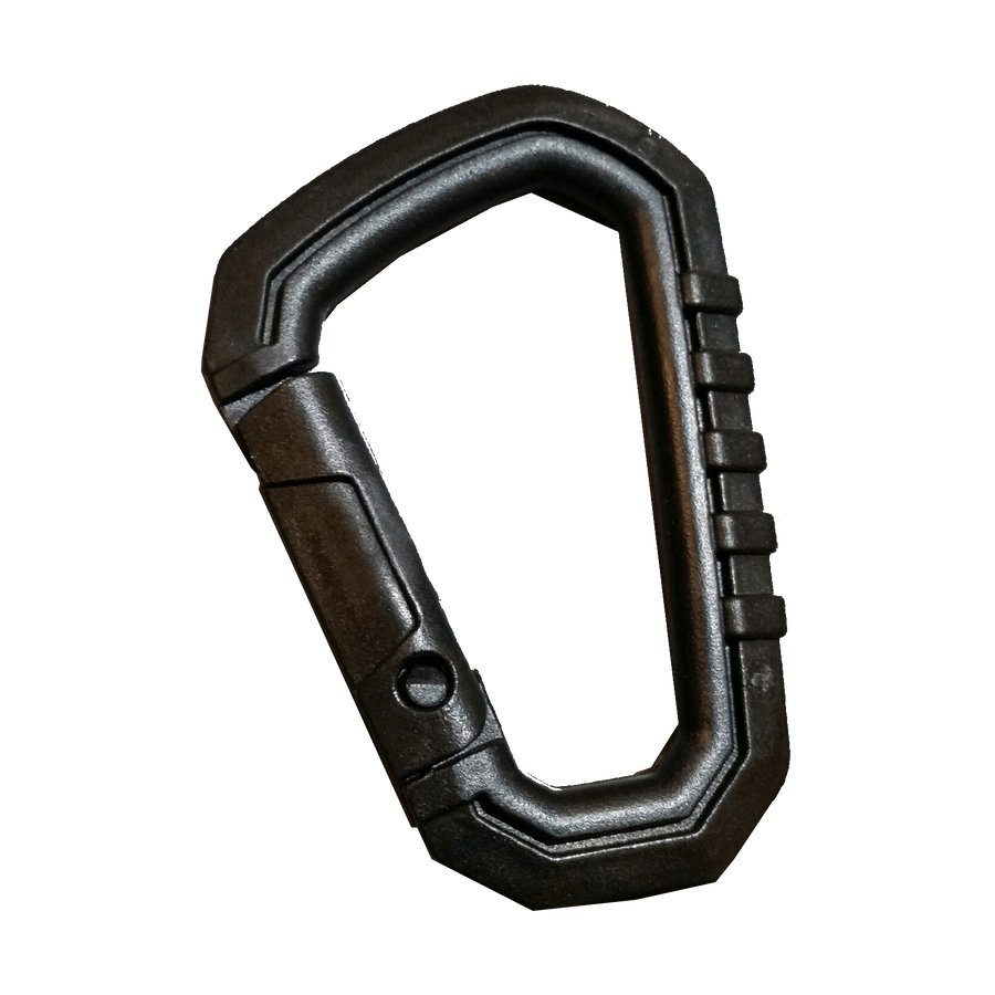 Tactical Plastic D-Ring Carabiner