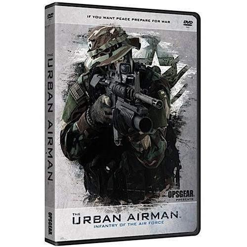 The Urban Airman DVD