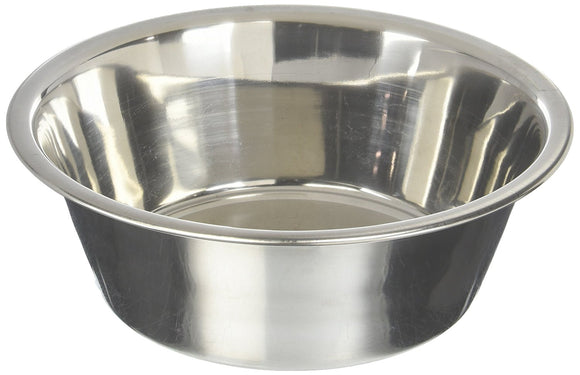 Stainless Steel Dog Food and Water Bowl