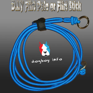flirt pole heavy duty kit tough dogs bite work