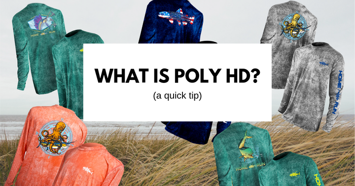 What is Poly HD? (a quick tip)