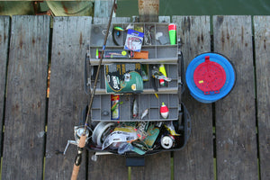What Should Be in Your Fishing Tackle Box?