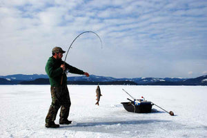 Ice Fishing Basics