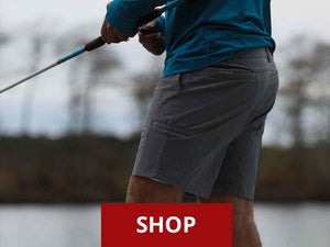 Men's Fishing Shorts