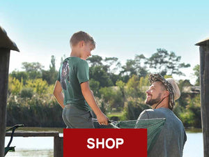 Youth Fishing Apparel