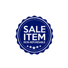 Final sale badge shows all sales non-refundable on these products.