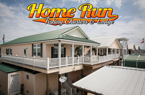 homerun fishing charters