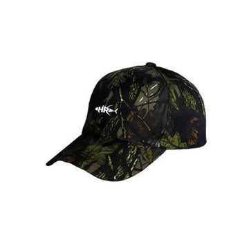deep marsh patterned camouflage-front bill classic hat-breathable cotton-soft forehead band on the inside-Home Run Logo embroidered on the front-customizable Velcro strap on the back
