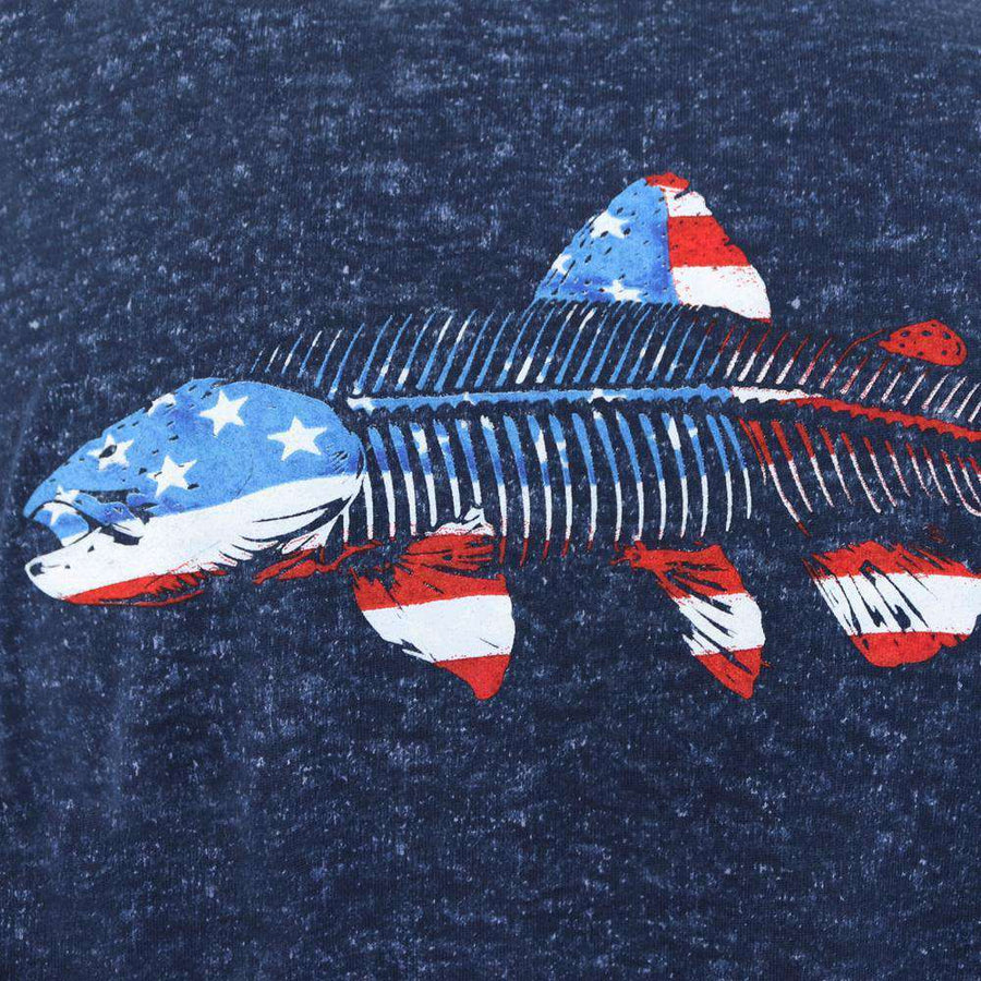 50 UV AMERICAN TROUT PERFORMANCE FISHING SHIRT