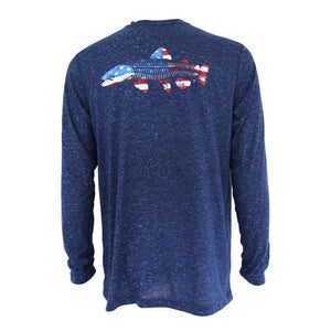 American Trout Poly HD Performance Shirt