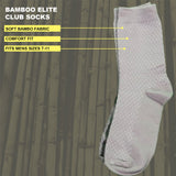 Bamboo Elite Club Socks