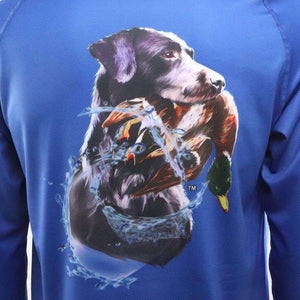 Black Lab Performance Shirt