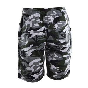 Home Run Traditional Camo Shorts