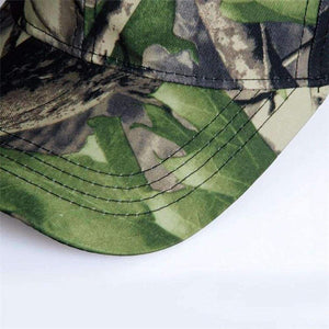 Cajun Backwoods Hunting Hat - Apparel by Home Run