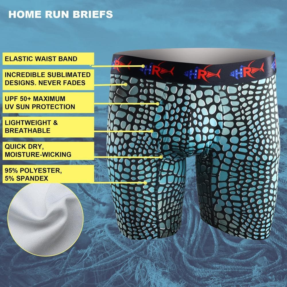 Home Run Green Predator Brief