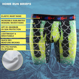 Home Run Yellow Gill Brief