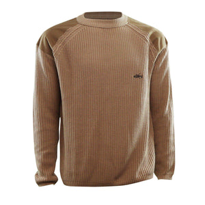 Run Home Cable Knit Sweater