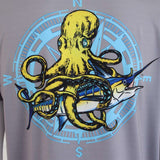 50 UV Kraken SS Fishing Shirt