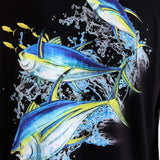 50 UV Tuna SS Fishing Shirt