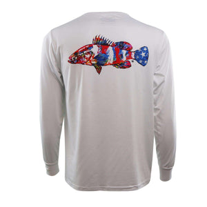 Patriot Grouper Performance Shirt