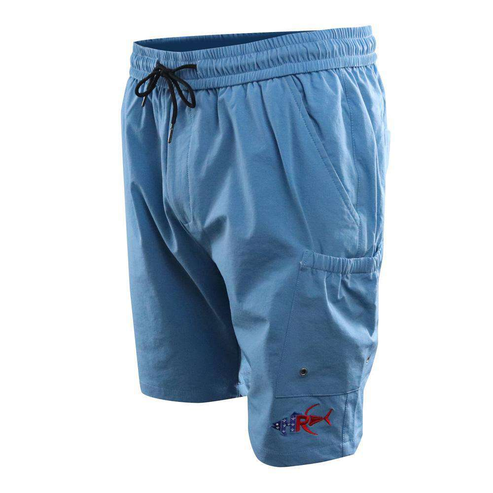 "Pinnacle Hybrid 8"" Beverage Pocket Shorts"