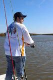 Venice, LA Pride Performance Fishing Shirt