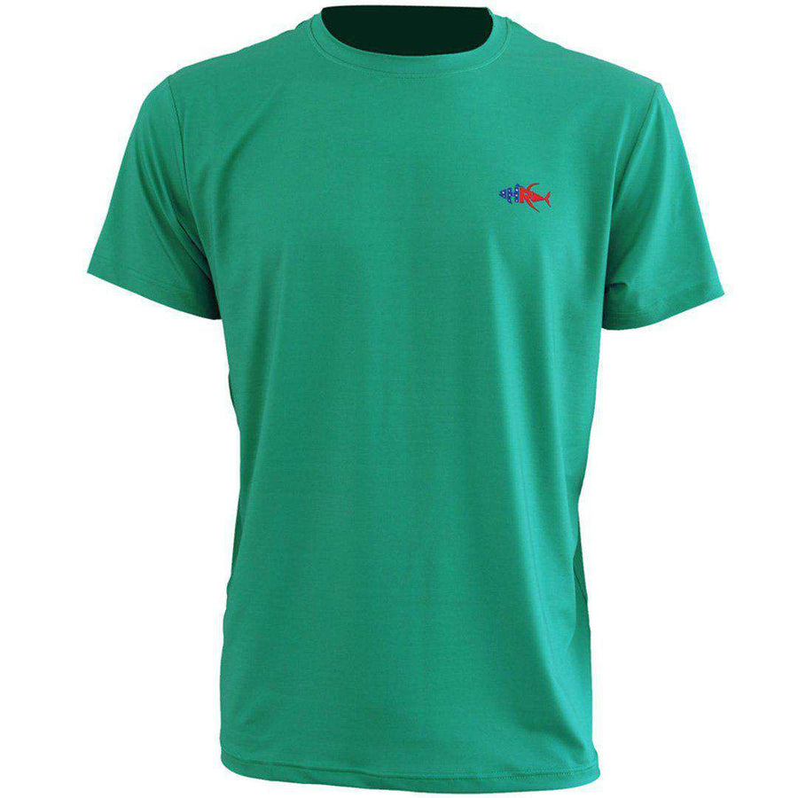 50UV MAHI SS FISHING SHIRT
