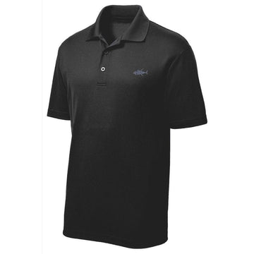 HOME RUN YACHT CLUB POLO SHIRT