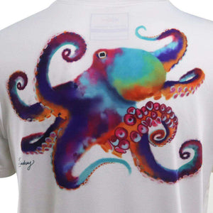 Octopus Short Sleeve Performance Shirt