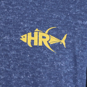 50 UV Marlin Angler Poly HD Performance Shirt