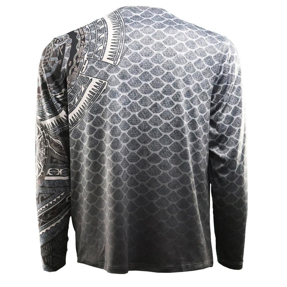 Polynesian Sea Turtle Performance Shirt