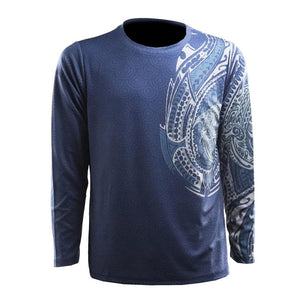 Polynesian Shark Performance Shirt