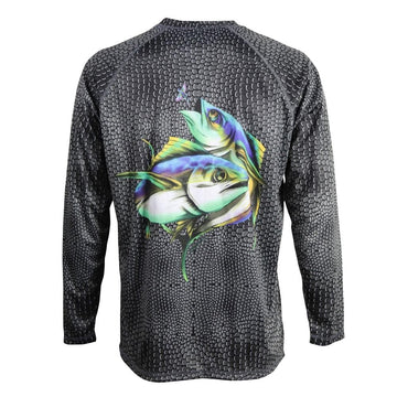 50 UV PREDATOR TUNA PERFORMANCE FISHING SHIRT