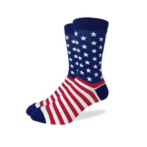 American Flag Dress Socks
