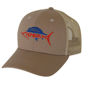 Sailfish Trucker Hat