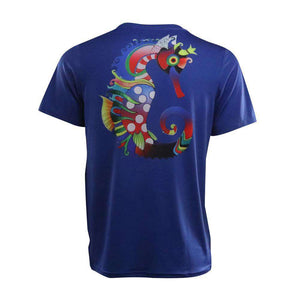 Seahorse Short Sleeve Performance Shirt
