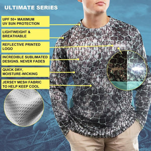 Ultimate Snook Performance Shirt