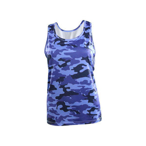 Women's Bamboo Camo Tanks