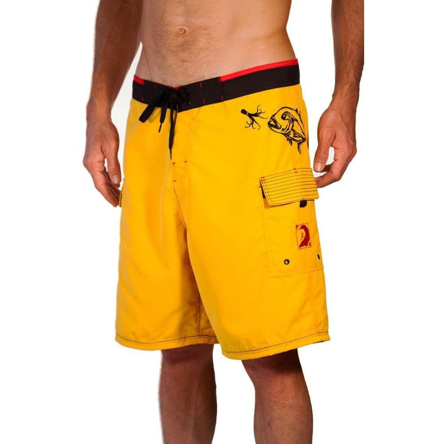 742f40e13912 ... YELLOW MAUI RIPPERS SURF   FISH BOARD SHORTS