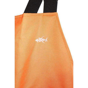 Home Run Orange Fisherman Bib