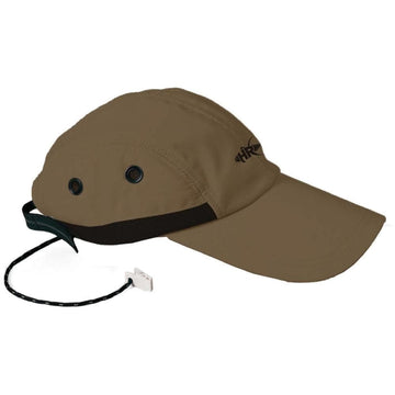 Khaki Cast and Sail Sport Hat - Apparel by Home Run
