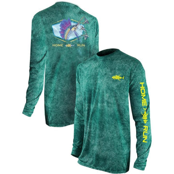 50 UV POLY HD PERFORMANCE SAILFISH SHIRT