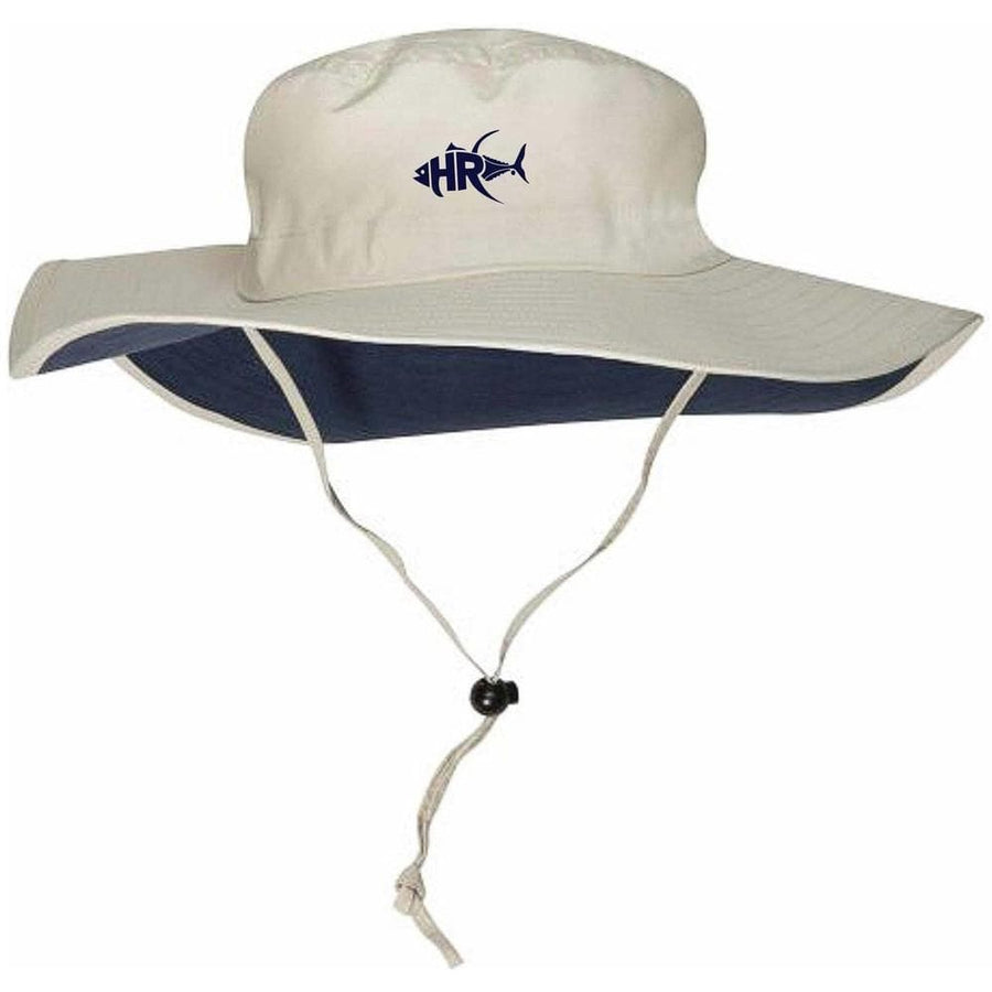 White Outback Oasis Hat - Apparel by Home Run