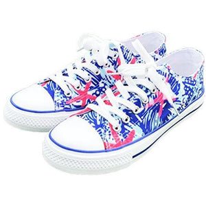 Starfish Canvas Shoes