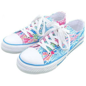 Tropical Reef Canvas Shoes