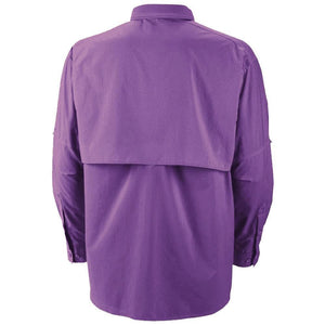 50 UV Ultraviolet PFG Button Down